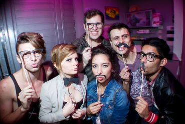 Paris : soirée Hipster Night