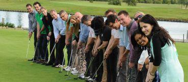 Lisbonne : Team-building au golf