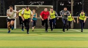Paris : Championnat de Football Indoor