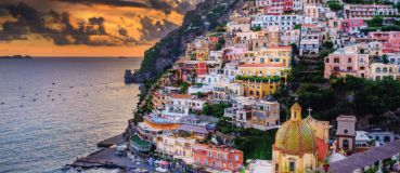 Amalfi coast to coast