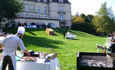Barbecue géant en Ile de France